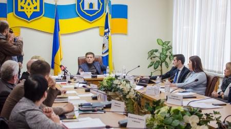 Як проходив виконком Житомирської міськради щодо підвищення вартості проїзду (ФОТО)