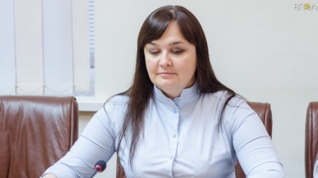 Сухомлин призначив першим заступником Світлану Ольшанську