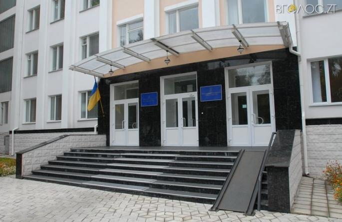 Господарський суд області відремонтують майже за 200 тисяч