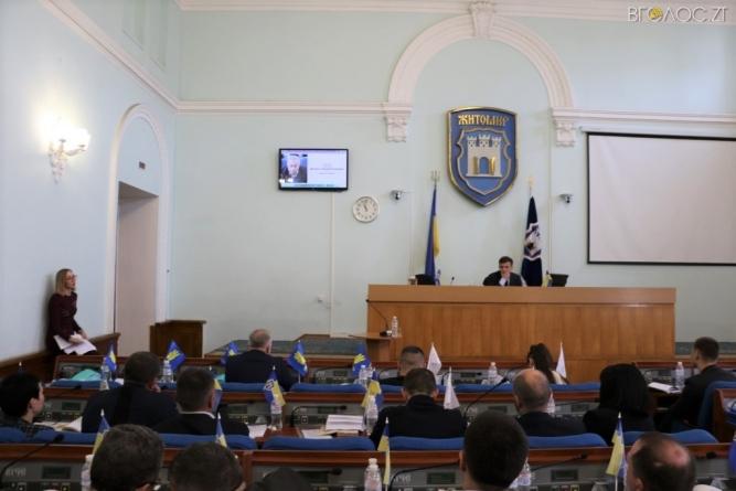 Депутат Цимбалюк запропонувала колегам підтримати звернення до облради щодо фінансування ФК«Полісся»