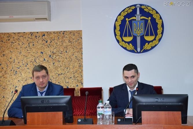 Новий прокурор області взяв собі у заступники прокурора із Рівненщини