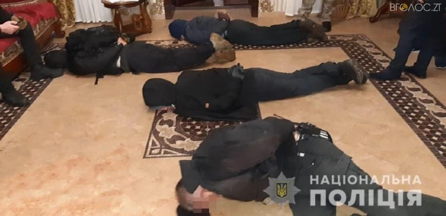 У поліції Житомирщини розповіли подробиці резонансного затримання банди розбійників