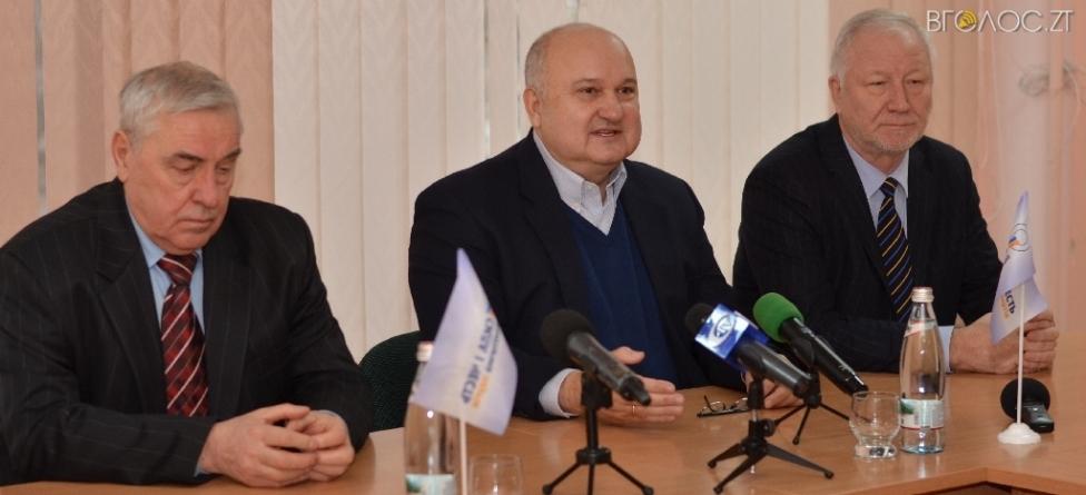 Приватизація стратегічних підприємств України є неприпустимою, – Ігор Смешко у Житомирі