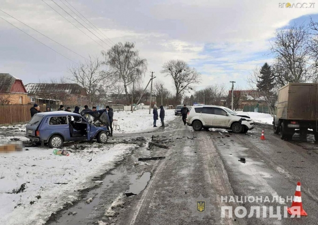 Жахлива ДТП у Бердичівському районі: двоє людей загинули. Ще троє отримали травми