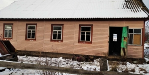 На Житомирщині 32-річний селянин згорів на власному ліжку