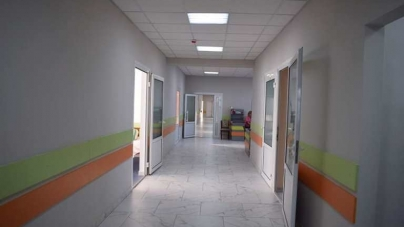 2,3 млн грн витратили на ремонт одного поверху лікарні в Олевську