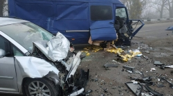 Автотроща під Житомиром: четверо людей отримали травми. Двоє з них – у реанімації