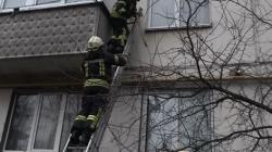 На Крошні під час пожежі у квартирі знайшли тіло бабусі