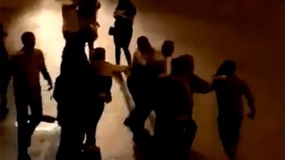 Поліцейські встановили особи 5 чоловіків, які влаштували бійку на Бердичівській