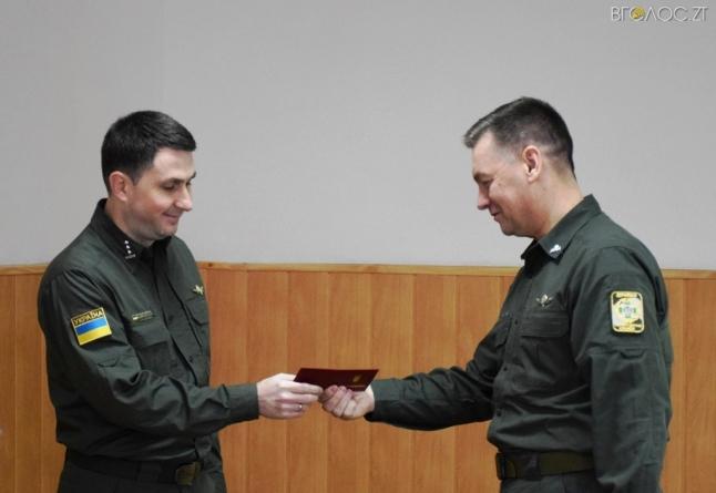 У житомирських прикордонників тепер новий керівник. З Хмельницької області