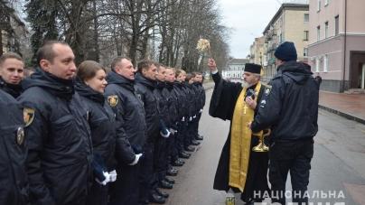 19 дівчат та 36 хлопців поповнили лави поліції області