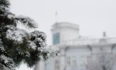 Як виглядає засніжений Житомир (ФОТО)