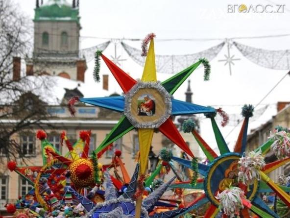 Різдво у Житомирі відзначать святковою ходою з колядками