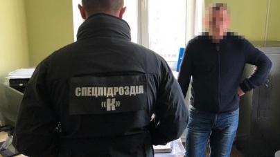 ОГО! СБУ викрила на корупції начальника сектору кримінальної поліції з Житомирщини