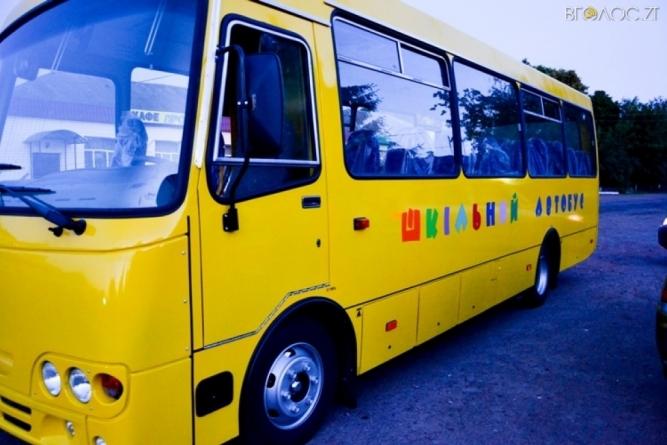 Баранівська міськрада заплатить приватній фірмі за зберігання шкільних автобусів