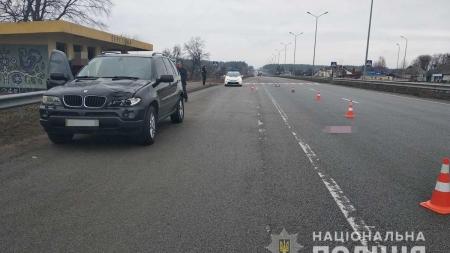 Поліцейські шукають свідків смертельної ДТП у Житомирському районі. Загинула 33-річна жінка