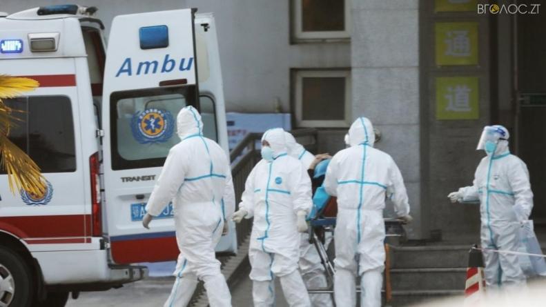 У Житомирі госпіталізували дитину з підозрою на коронавірус