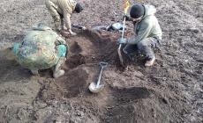 Шукачі металу знайшли останки солдата і забрали все, що могло б допомогти встановити його особу