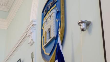 Як відбувалася позачергова сесія Житомирської міськради (ФОТО)