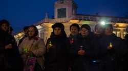 Як у Житомирі вшановували Небесну Сотню (ФОТО)