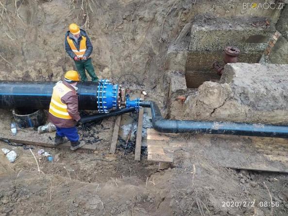 Впродовж 2020 року в Житомирі будуть перебої із тиском води
