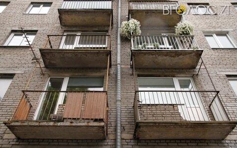 У Бердичеві загинув сімейний дебошир, який через балкон втікав від поліцейських