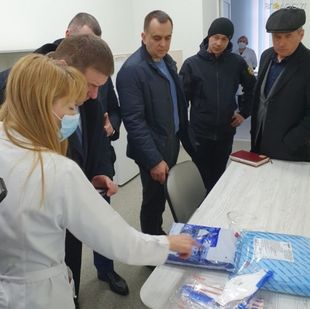Всі медичні заклади області готові надавати допомогу пацієнтам з підозрою на коронавірус