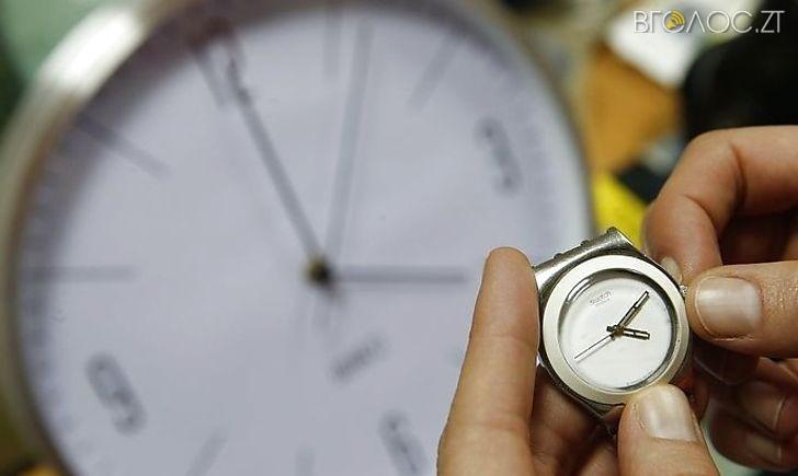 Спатимемо менше: у неділю відбудеться перехід на літній час