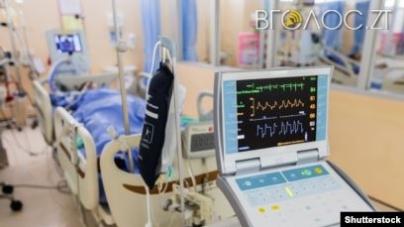 У Житомирі зросла кількість хворих на коронавірус