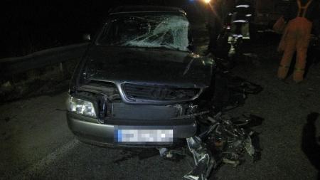 Під Бердичевом у ДТП потрапив п'яний водій іномарки