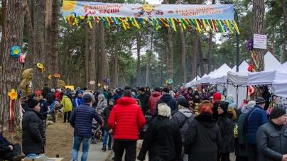 Як у Житомирі проводжали зиму (ФОТО)