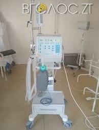 Для лікарні Олевська придбають апарат штучної вентиляції легенів