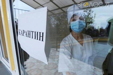 На COVID-19 захворіли 57 медиків області, які контактували з хворими