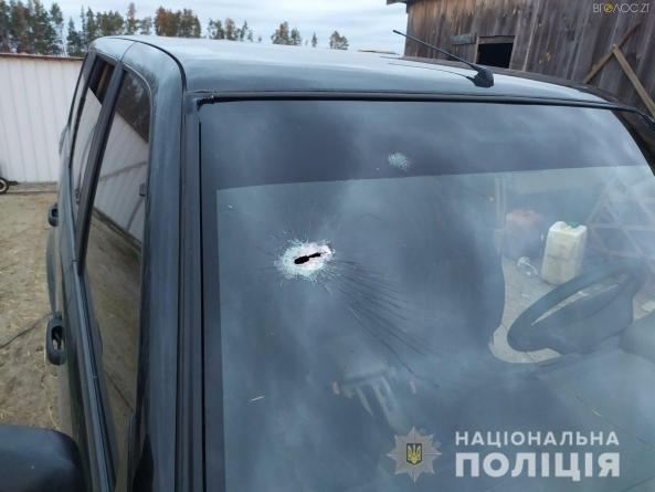 На Житомирщині вогнепальне поранення отримав 35-річний браконьєр