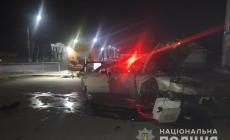 Водій, який скоїв ДТП у Малині, був у стані алкогольного сп'яніння, – прокуратура