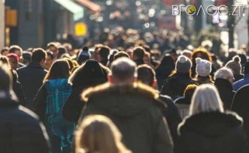 Чисельність населення у Житомирі за два місяці зросла на … 23 людини