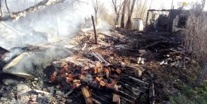 Під час пожежі на Житомирщині знайшли тіло 37-річного чоловіка