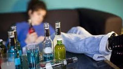 У квітні поліцейські задокументували 75 порушень, пов'язаних з дітьми та алкоголем