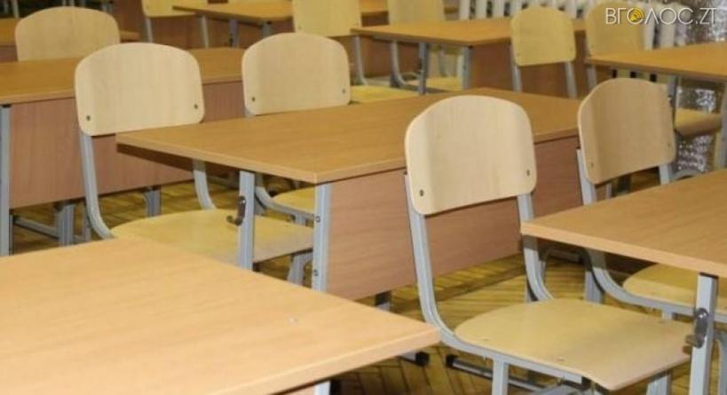 Департамент освіти не зміг придбати меблі для шкіл Житомира