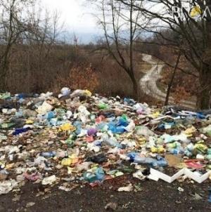 Коростишівська мерія заплатить своєму підприємству за ліквідацію стихійних сміттєзвалищ