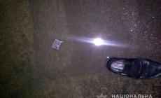 Поліція розшукала водія, який вночі збив насмерть 75-річного жителя Хорошева