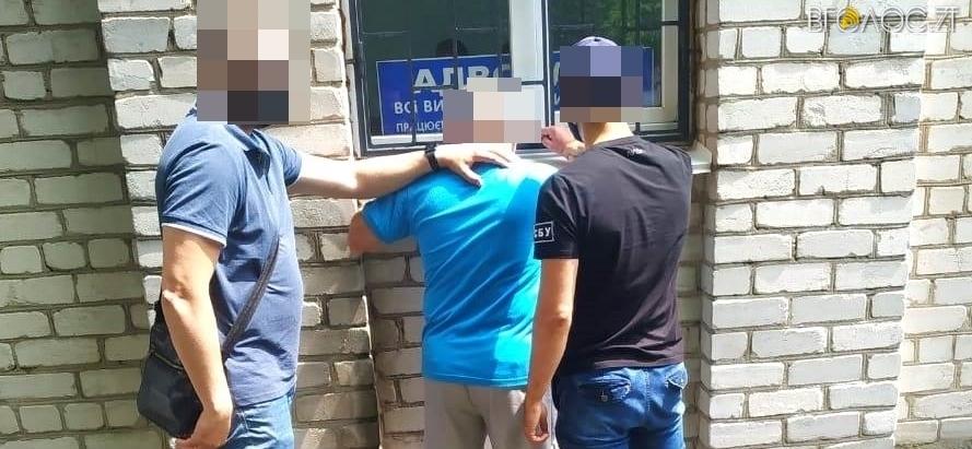 У Житомирі затримали на хабарі у 750 доларів США судового розпорядника
