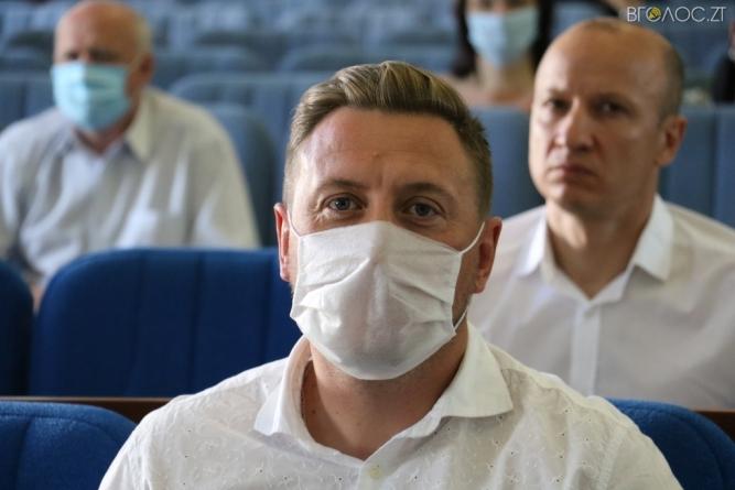 Голова бюджетної комісії Житомирської міськради Мойсеєв визнав, що за нього голосував колега