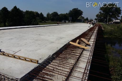 """Понад півмільйона """"присвоїли"""" на будівництві моста на Житомирщині: судитимуть трьох осіб"""