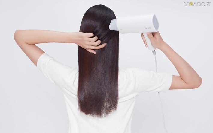 Мінімальна шкода волоссю з правильно обраним феном