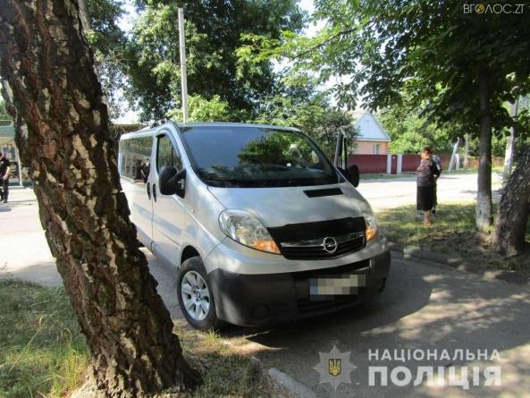 У Новограді водій, здаючи назад, збив пенсіонера. Дідусь помер у реанімації