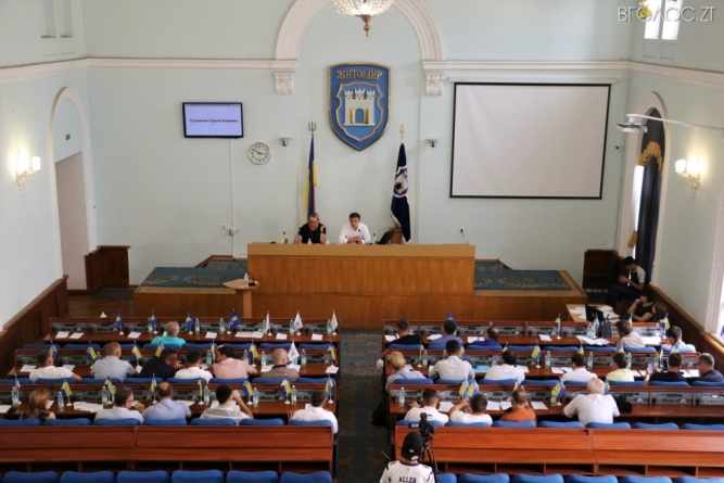 Депутати Житомирської міськради просять парламент не дозволяти гральні автомати