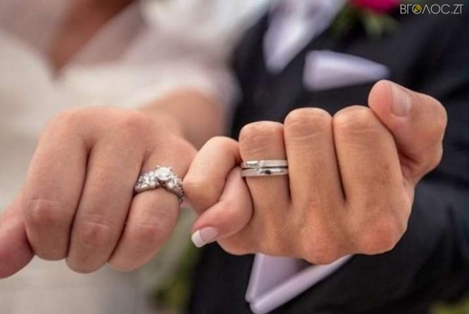 У минулому році в області розлучилися понад 60% одружених пар, ‒ статистика