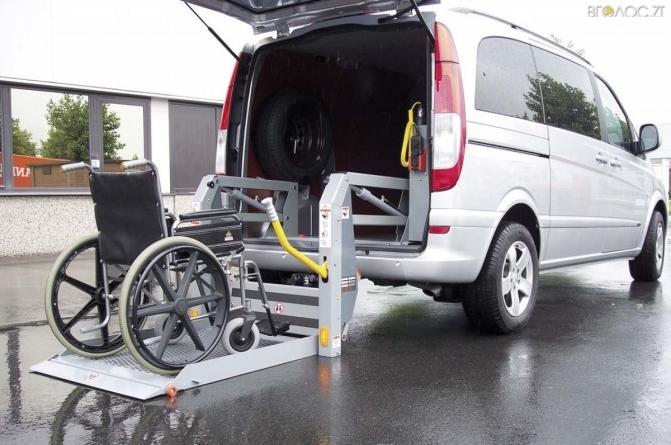 Житомир отримав 2,8 мільйона на авто для людей з обмеженими можливостями
