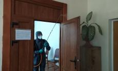 У Ємільчинський РДА працівниця захворіла на COVID-19